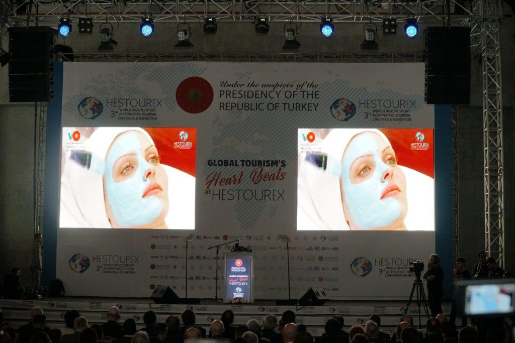 نمایشگاه بین الکللی پزشکی ترکیه